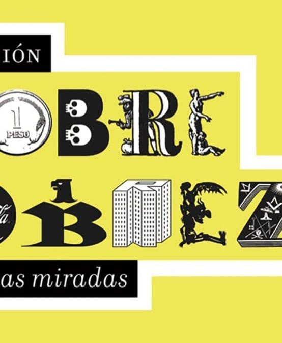 Catálogo de la exposición Pobre Pobreza de Lucas Ospina