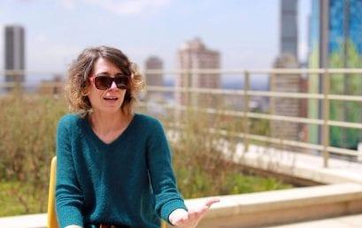 Gemma Bernadó, profesora de Literatura, trabaja con escolios latinos tardoantiguos