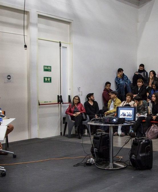 Mario Omar Fernández presenta el Laboratorio de Investigación en Patrimonio en ANTECIPA