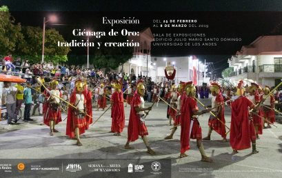 Inauguración Exposición – Ciénaga de Oro: creación y tradición