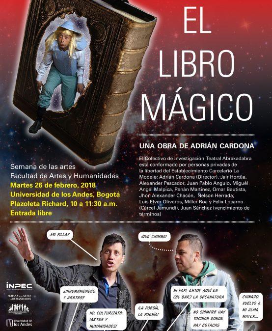 Abrakadabra presenta: El libro mágico