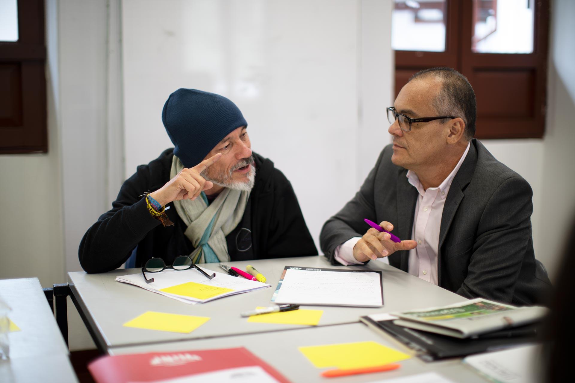 Conclusiones y preguntas del workshop Economías creativas, industrias culturales y ley naranja. Desafíos futuros y complejidades presentes.