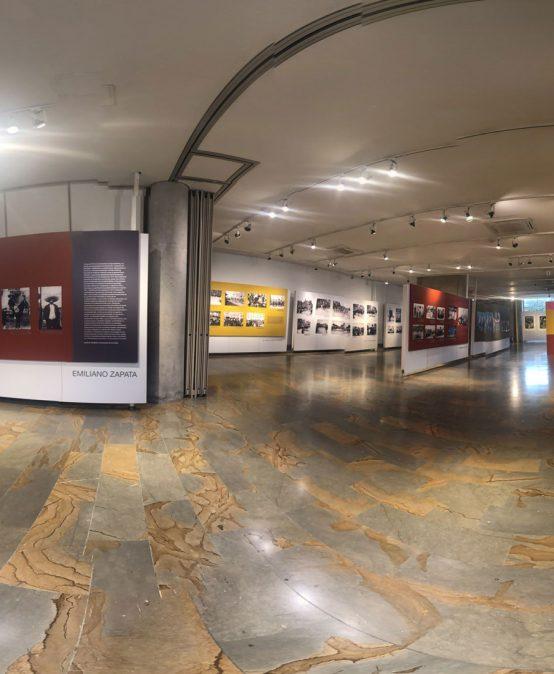 Recorrido 360º – Emiliano Zapata: 100 años, 100 fotos