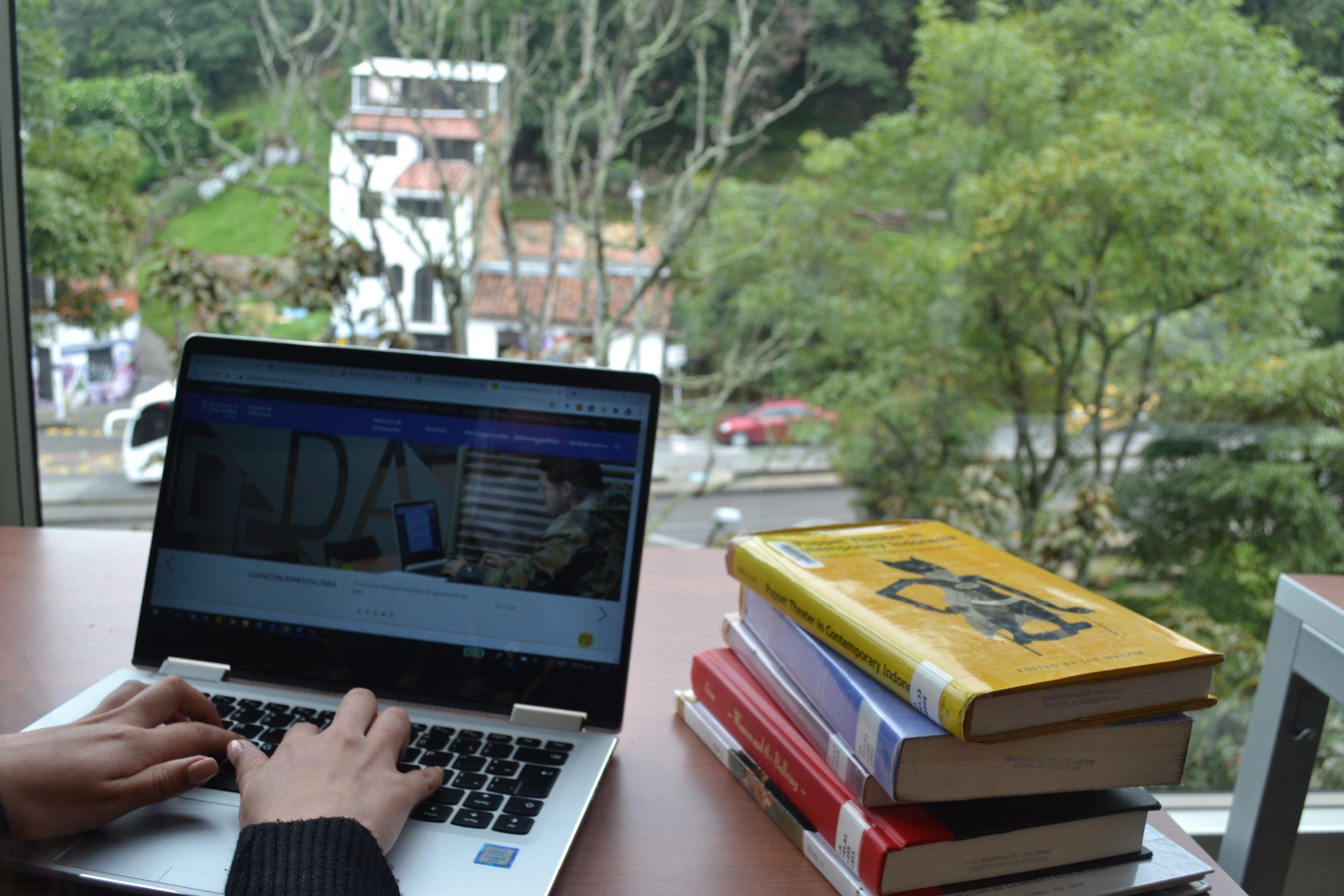 Interrupción servicios electrónicos Biblioteca