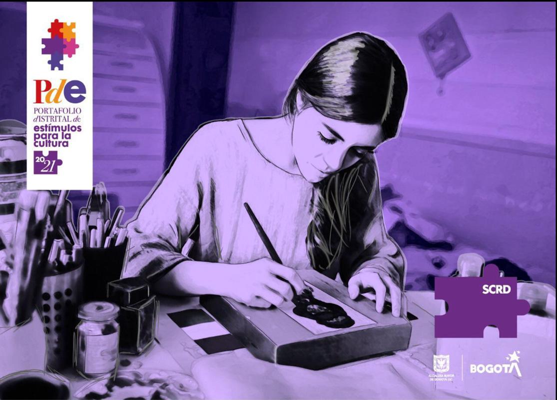 Becas de apoyo para la profesionalización de artistas – SCRD