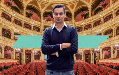 Rondy Torres es el nuevo vicedecano de Investigación y Creación de la Facultad de Artes y Humanidades