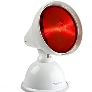 Lámpara infraroja