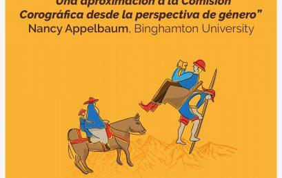 Conferencia inaugural: Una aproximación a la Comisión Corográfica desde la perspectiva de Género