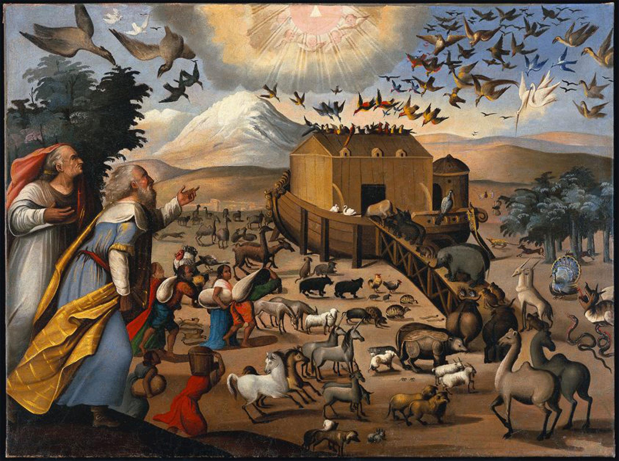 Becas de investigación sobre arte colonial español de la Fudación Thoma