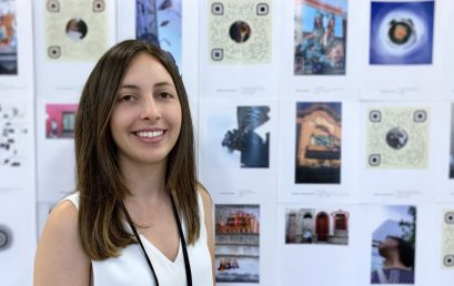 Egresados: Susana Vargas fue ponente del Congreso Mundial InSEA 2019 en Vancouver