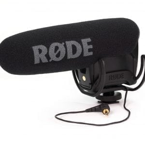 Micrófono rode Videomicpro
