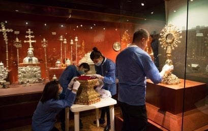 Lanzan Maestría en Patrimonio Cultural Mueble