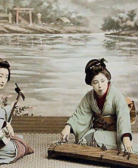 Curso: Música y misterios de Asia