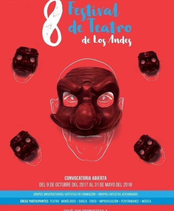 Convocatoria: 8 Festival de Teatro de Los Andes