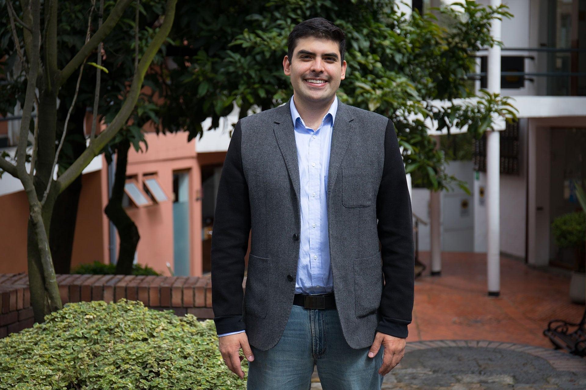 Nuevo secretario general de la Facultad