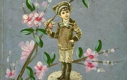 """Bocetos y niños: la libreta """"Dibujos del hogar"""" de 1895 de Francisco Antonio Cano"""