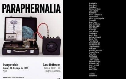 Exposición Paraphernalia