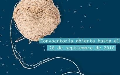 Convocatoria XXIII del Concurso de Cuento Ramón de Zubiría 2018