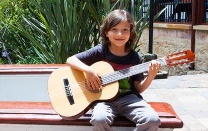 Programa musical infantil y juvenil de formación musical