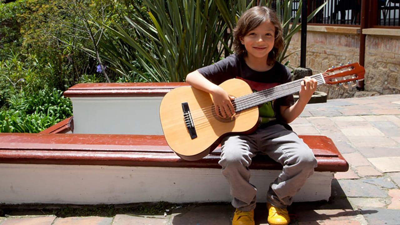 Programa infantil y juvenil de formación musical 2018