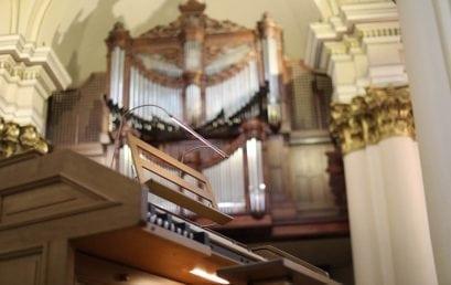 Video: Nueva Cátedra de Órgano y Música Litúrgica
