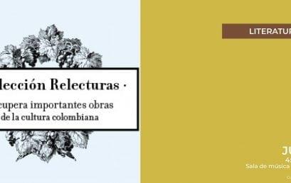 Un Café con las Letras: Colección Relecturas- Ediciones Uniandes