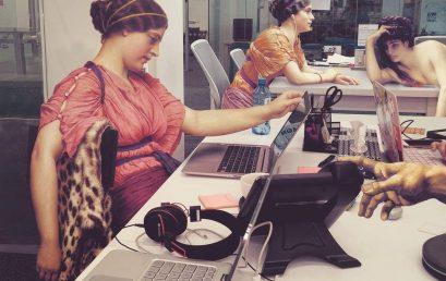 Cursos y prácticas del Área de Proyectos del Departamento de Arte