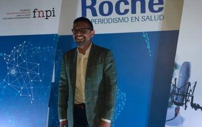 Juan Camilo Chaves Rodríguez y Charlotte De Beauvoir ganan premio Roche de Periodismo en Salud