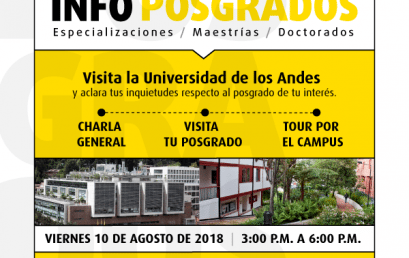 Tour InfoPosgrados