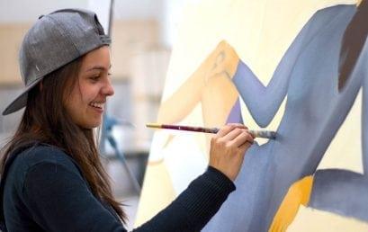 Taller Laboratorio del color: pintura para niños y jóvenes
