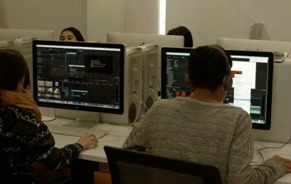 Convocatoria  profesor de tiempo completo para el área de Narrativas Digitales
