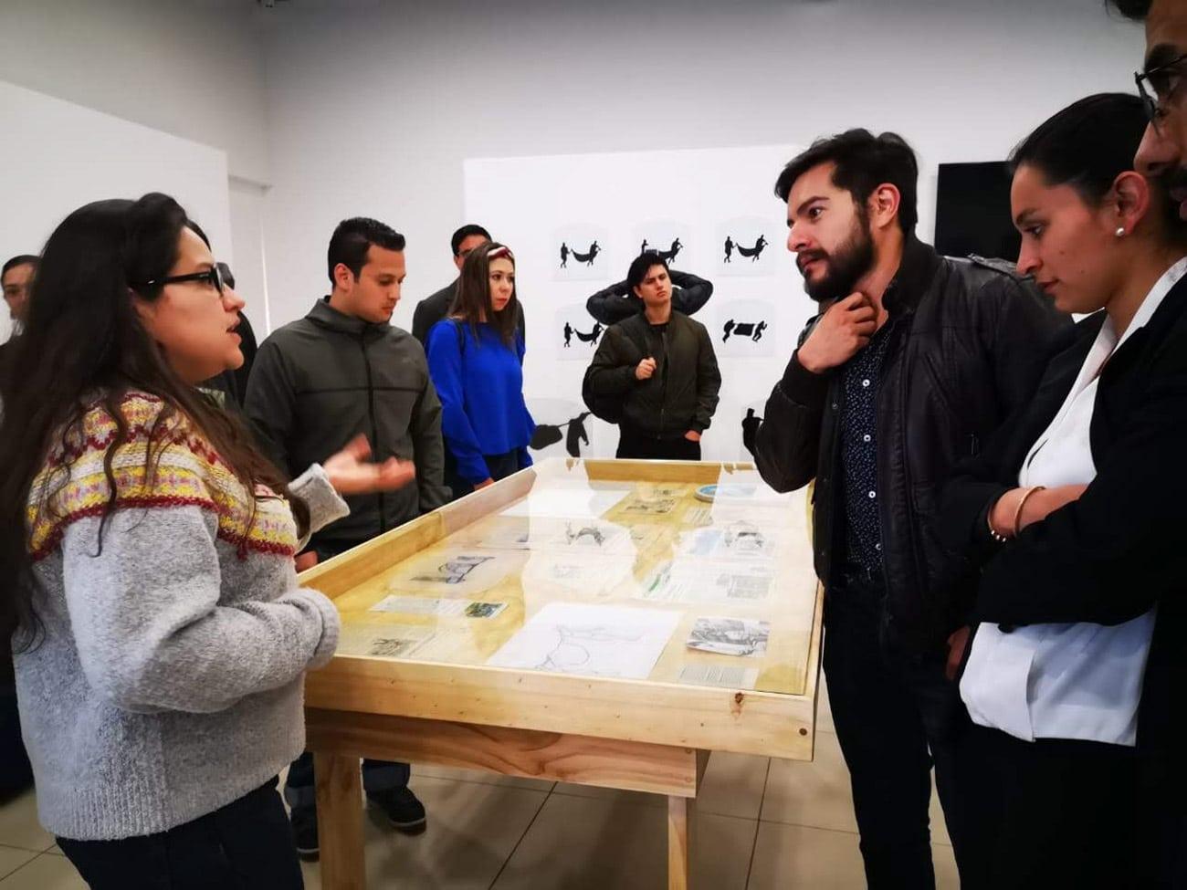 Exposición 'Auras Anónimas' de Beatriz González en la Procuraduría