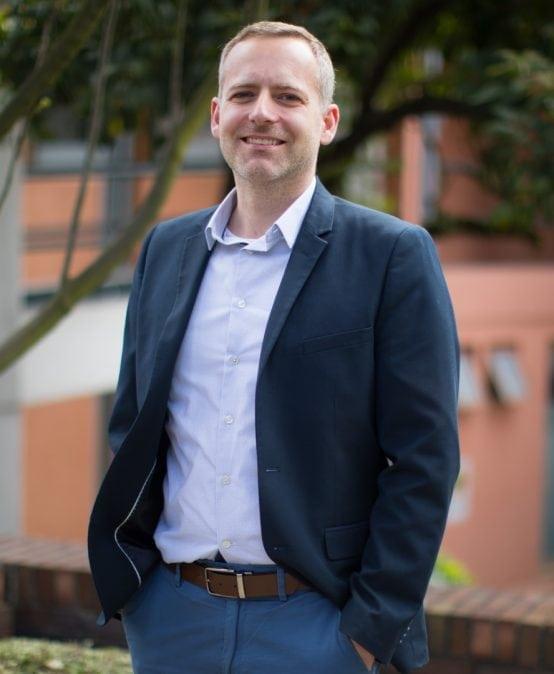 Vincent Heitzer, nuevo profesor visitante de órgano en Música