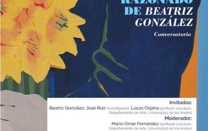 Lanzamiento del catálogo razonado de Beatriz González