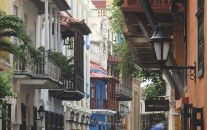 Charla: Panorama del patrimonio arquitectónico en Colombia. Valoración, tipos y representatividad.