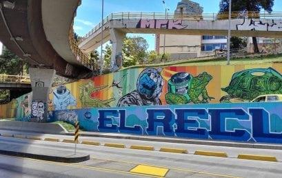 Entrevista a Adalberto Camperos sobre su investigación del streetart en Bogotá