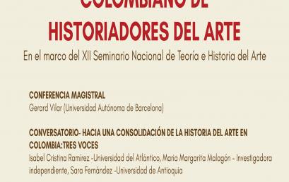 Sesión Inaugural del Comité Colombiano de Historiadores del Arte (CCHA)