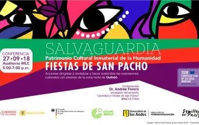 Patrimonio Cultural Inmaterial: Fiestas de San Pacho