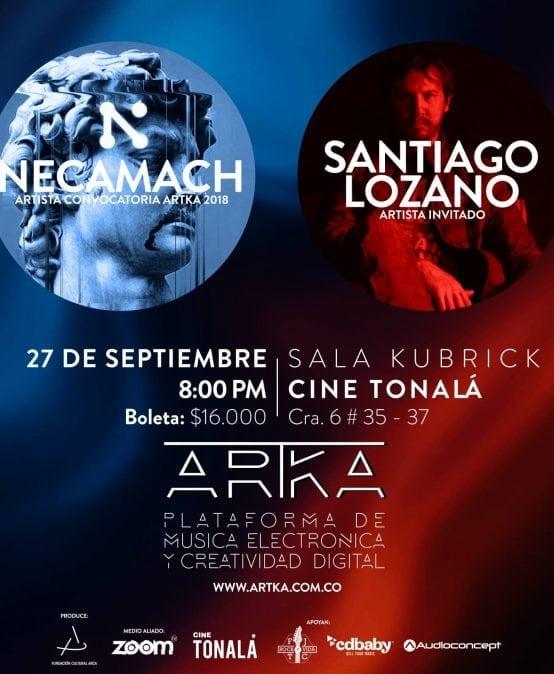 ARTKA, Plataforma de Música Electrónica y Creatividad Digital
