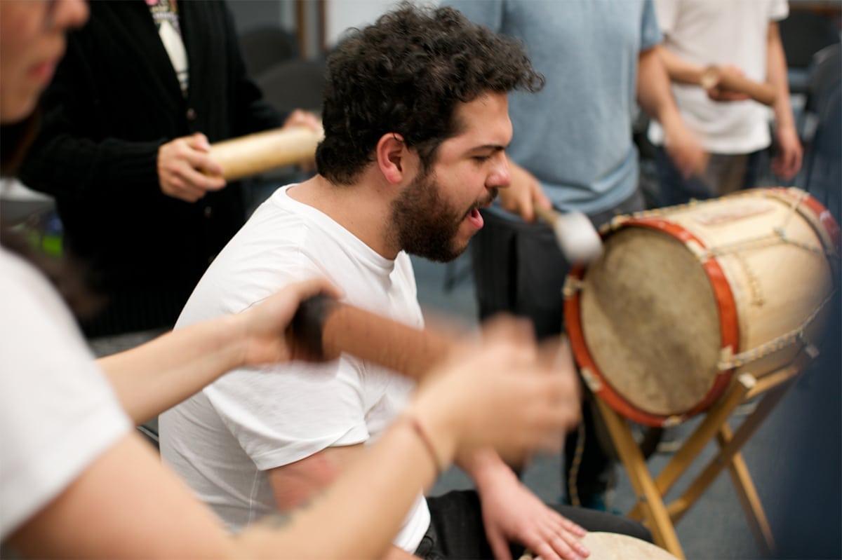 Galería: Taller de arreglos músicas del Pacífico Colombiano con Adrián Sabogal