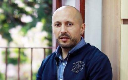 Entrevista a Andrés Rodríguez, estudiante de la Maestría en Historia del Arte