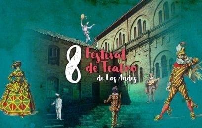 8 Festival de Teatro de Los Andes