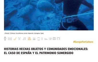 Historias hechas objetos y comunidades emocionales: el caso de España y el patrimonio sumergido