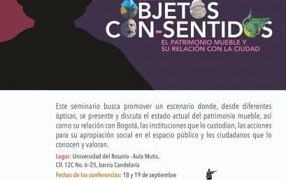 La formación en patrimonio cultural mueble en la Universidad de los Andes: de la Opción en Patrimonio Cultural a la Maestría en Patrimonio Cultural Mueble