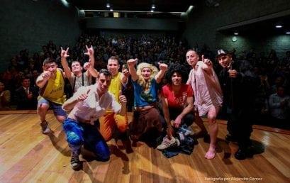 Obra de teatro grupo 'Abrakadabra' de la Cárcel La Modelo