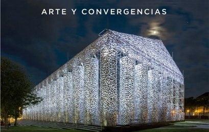 Arte y Convergencias a cargo de Elías Heim en Galería El Museo