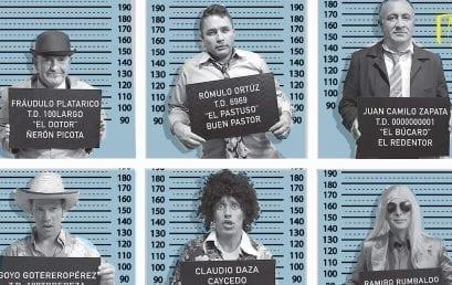 Arte y Derecho trabajan con grupo de teatro de la cárcel La Modelo