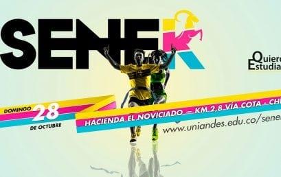 Inscripciones abiertas para la carrera Senek 2018