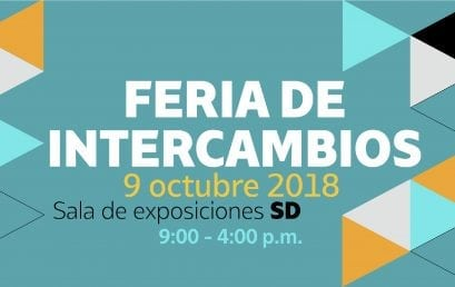 Feria de Intercambios 20182