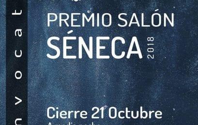Convocatoria Premio Salón Séneca 2018